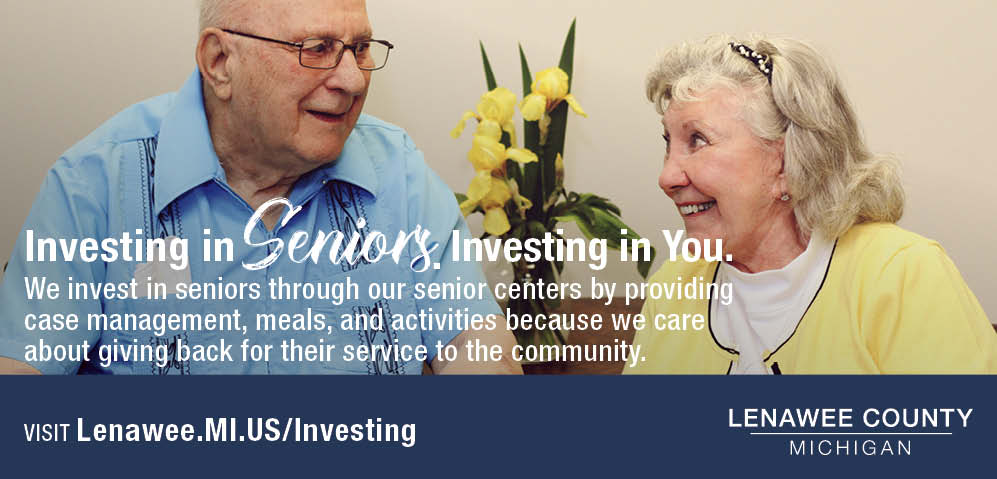 Investing in Seniors. Investing in You.