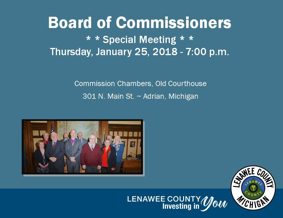 Special Board of Commissioner