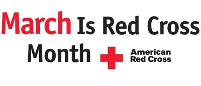 NEW Red Cross Month