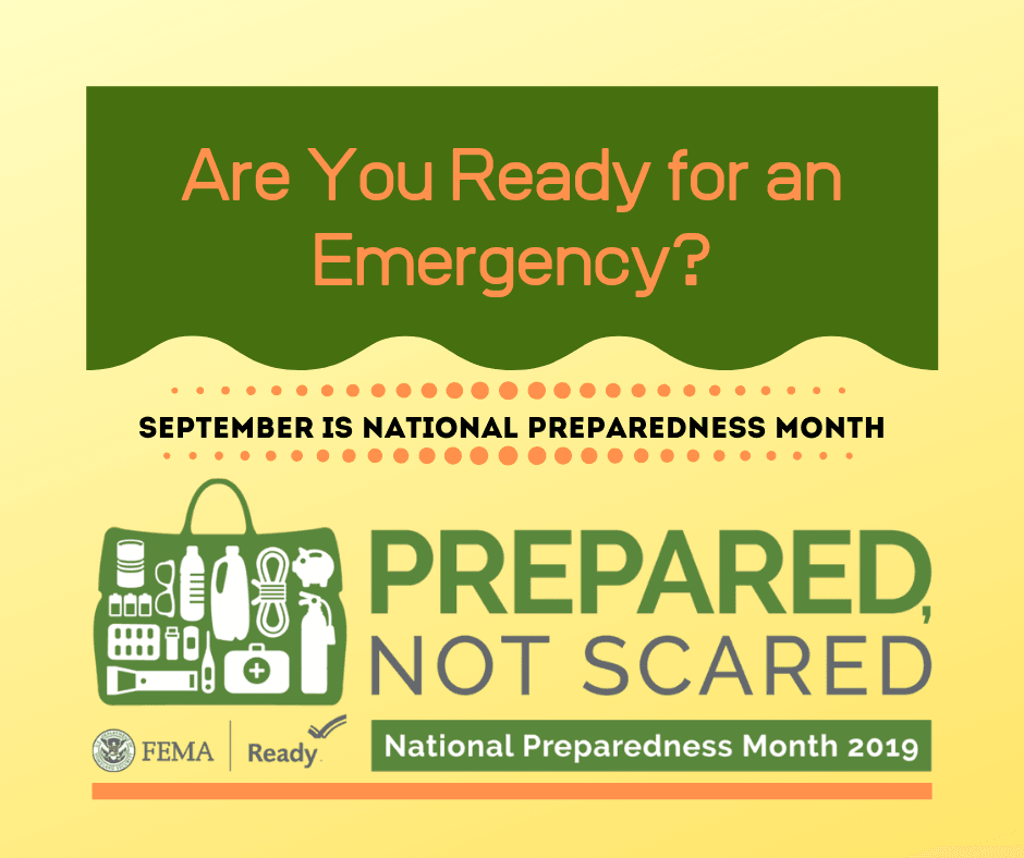 preparedness month