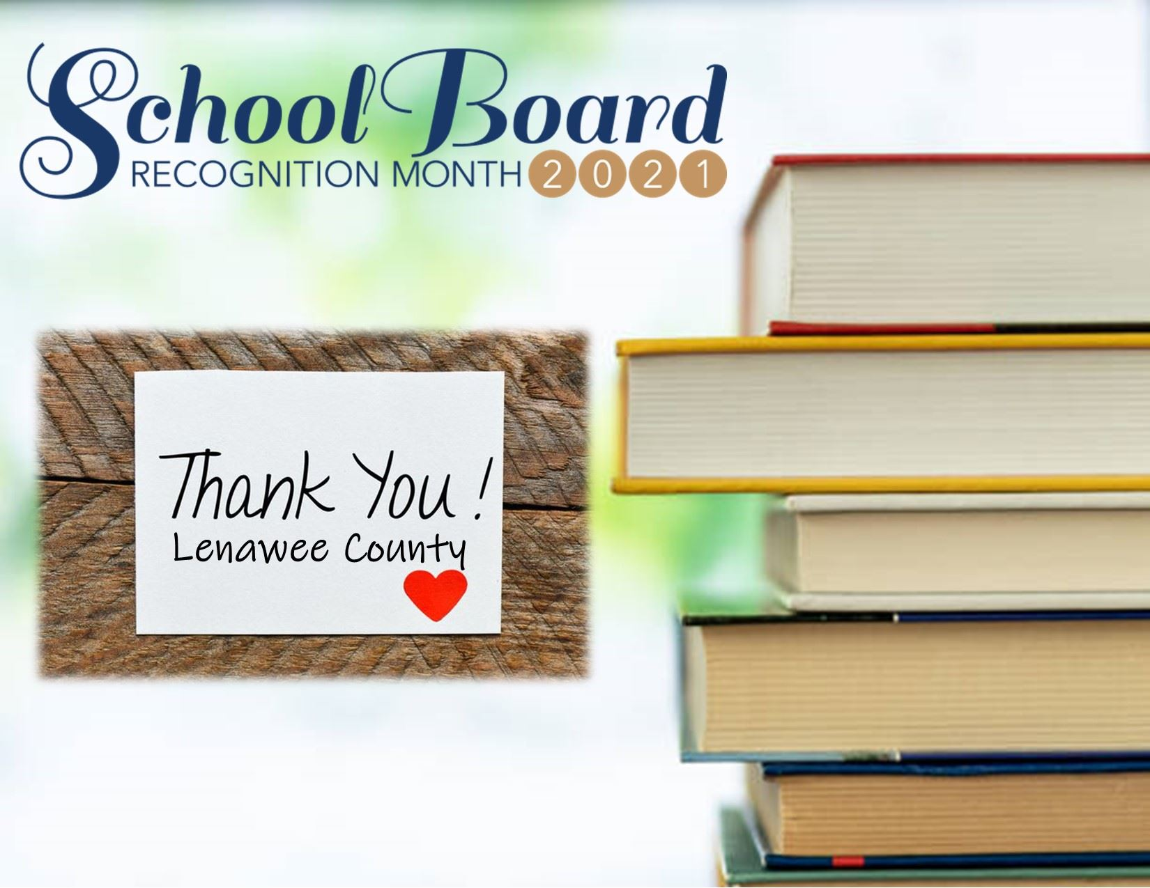 School Board Recognition