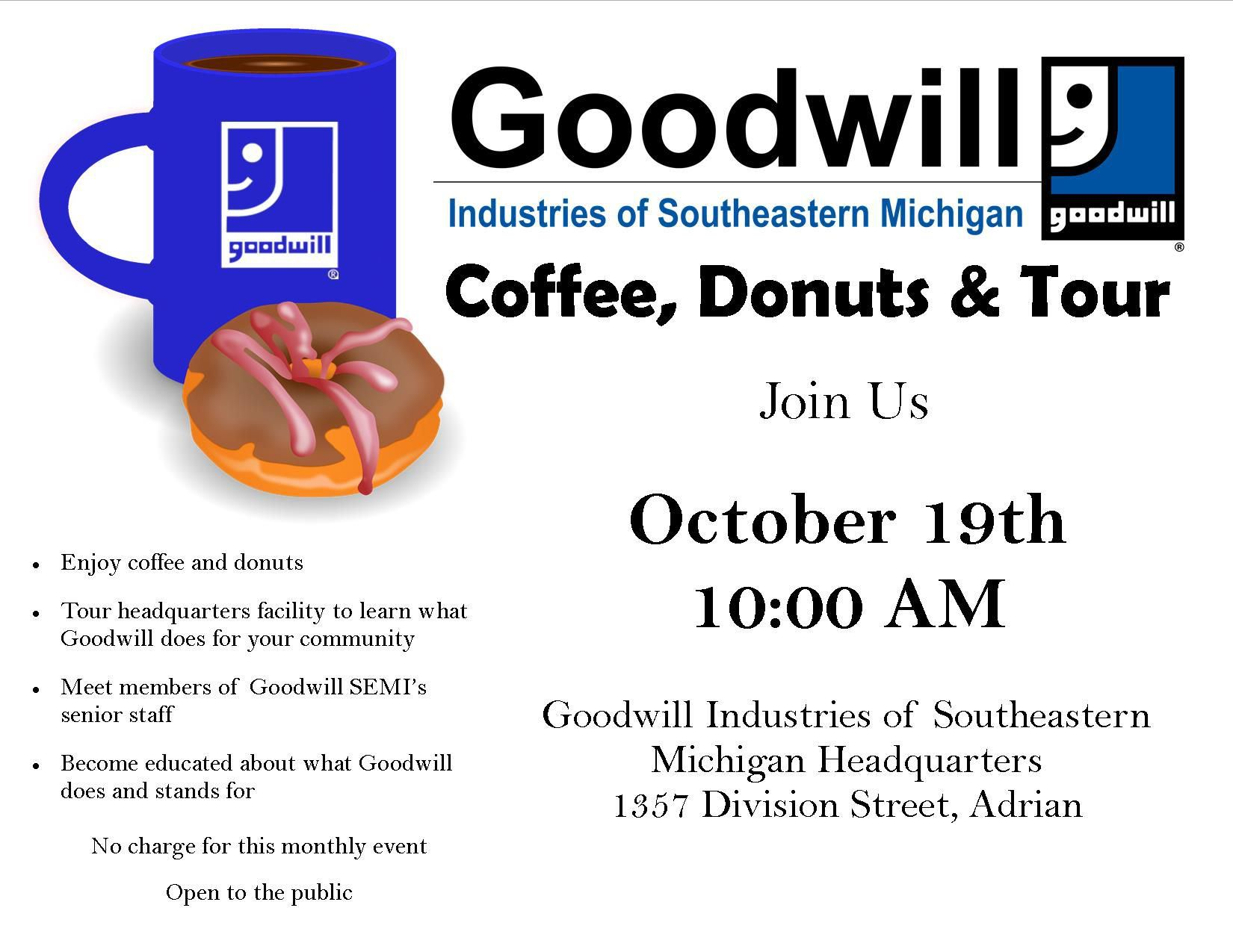 GoodWill Tour