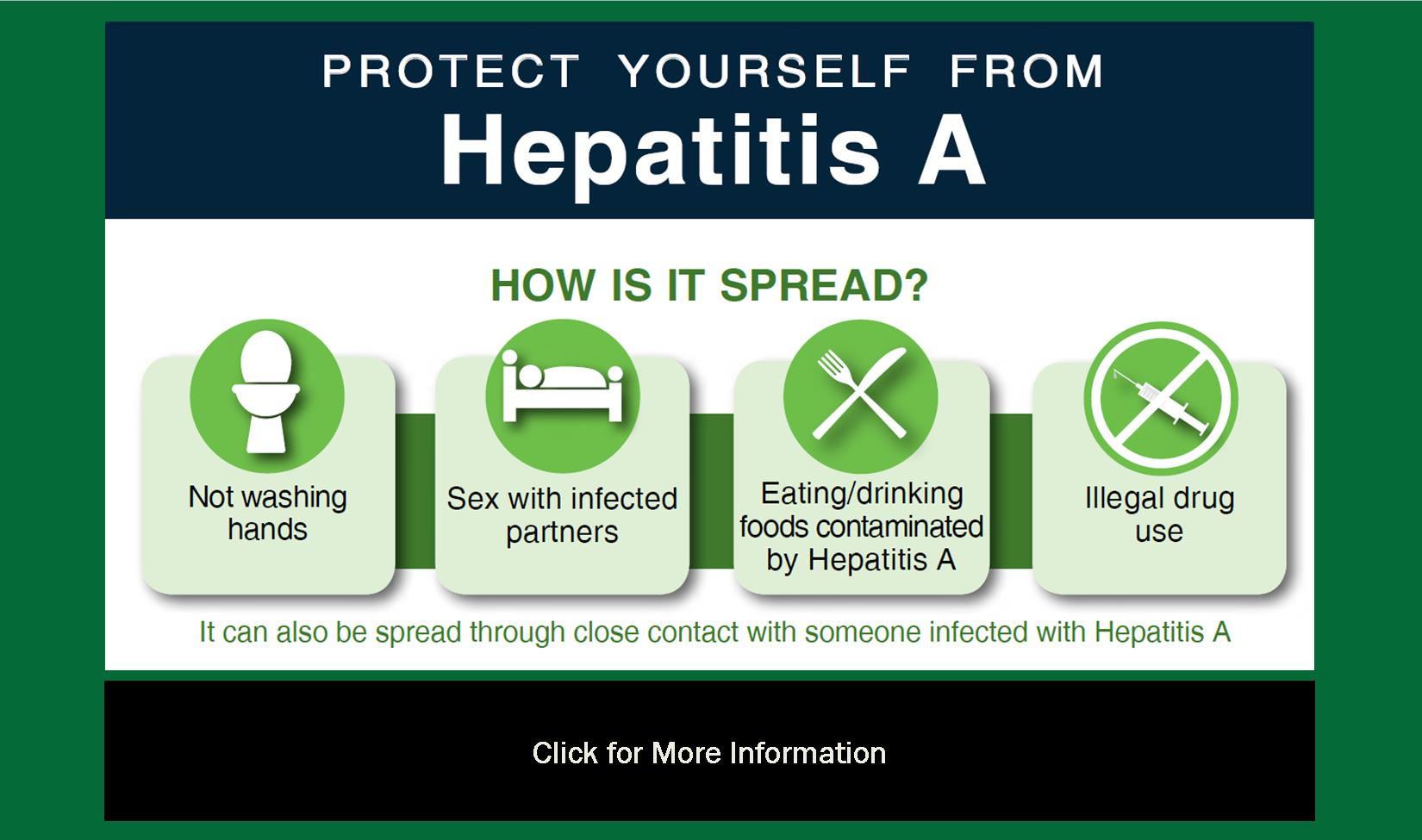 HEP A Infographic