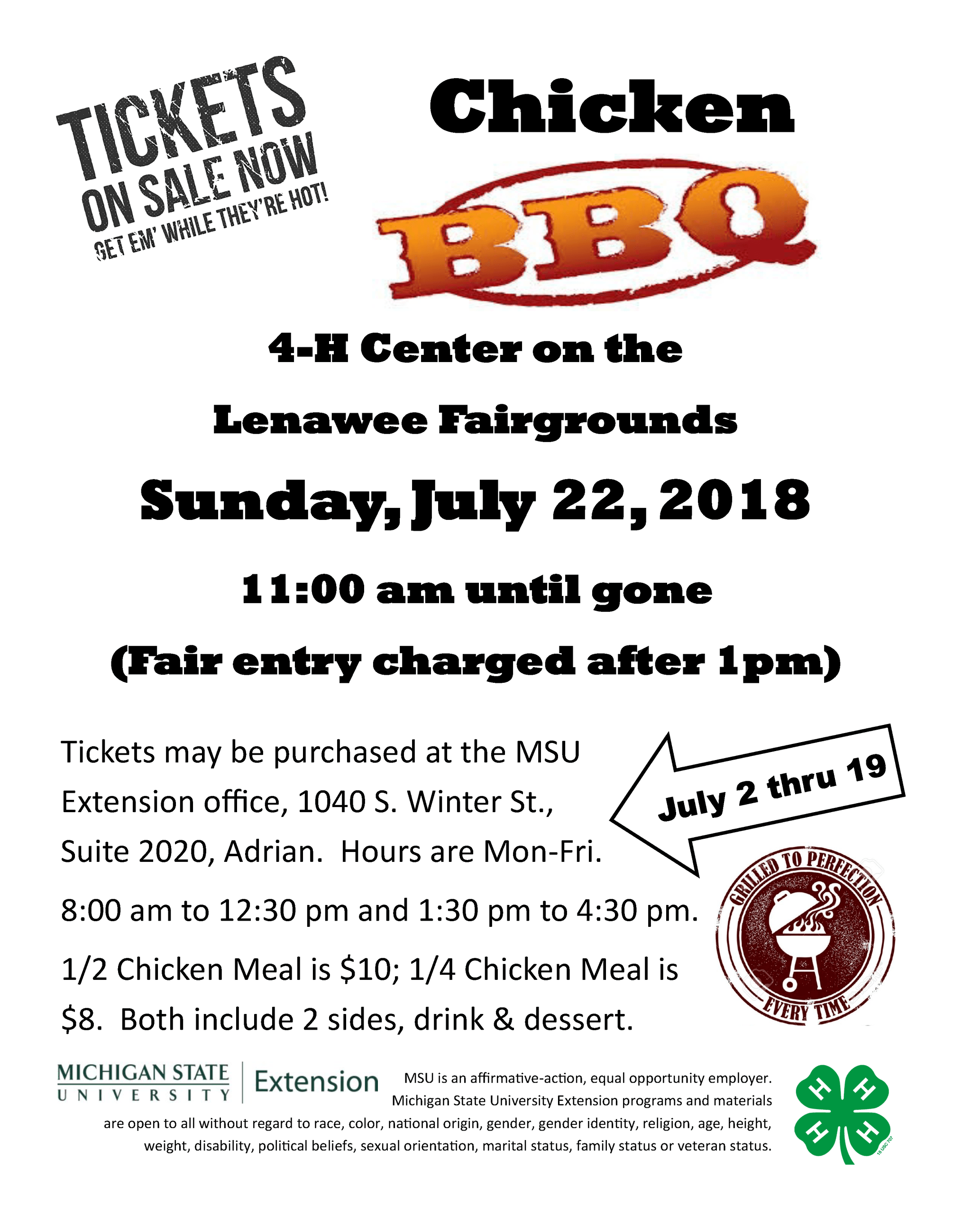 2018 Chicken BBQ Flyer (2)