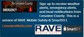 RAVE Alerts