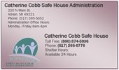 Catherine Cobb Safe House