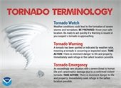 Tornado Terminology