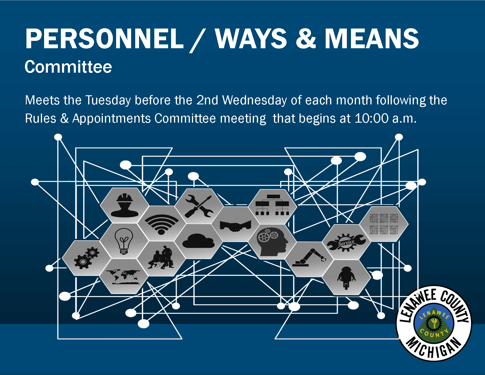 Personnel Wasy Means web of activities