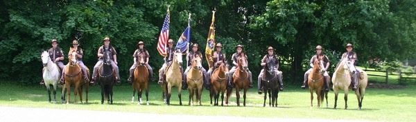 Mounted Division