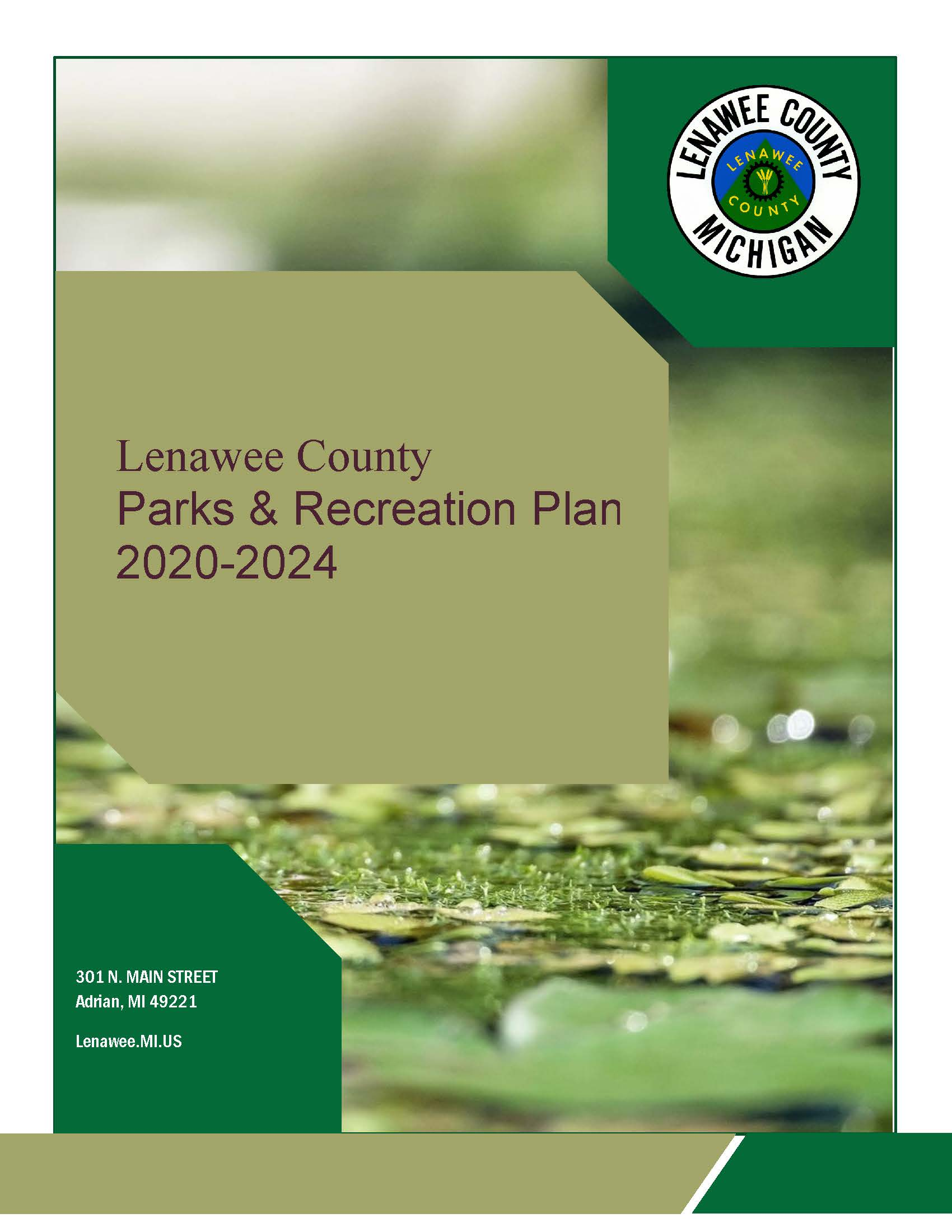 Pages from 2020_2024_Parks_and_Recreation_Plan