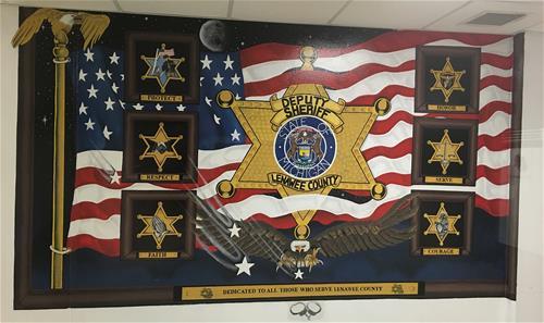 Corrections Division   Lenawee County, MI